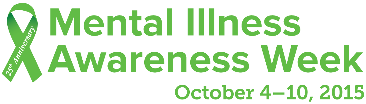 MentalHealthAwarenessWeek2015